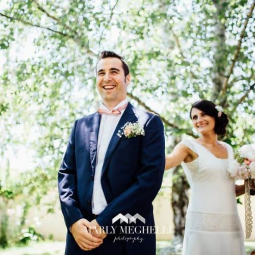 Mariage de Justine et Arnaud